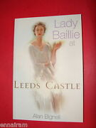 Lady Baillie At Leeds Castle Uk Guide 2002 Home To Queens Of England