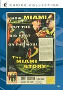 Miami Story Dvd 1954 - Barry Sullivan Luther Adler Fred F. Sears