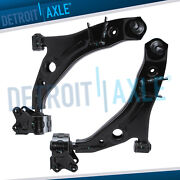 2 Both Brand New Front Lower Control Arm + Ball Joint Ford Edge Lincoln Mkx