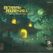Betrayal At House On The Hill Board Game New