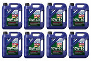 40-liters Lubro Moly 2024 Fully Synthetic Race Tech Engine Oil 10w-60