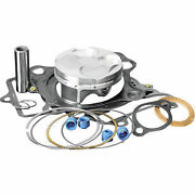 Top End Rebuild Kit- Wiseco Hc Piston + Gaskets Raptor 660 01-05 Std/100mm/111