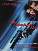James Bond Die Another Day Master Set Autographs Costumes Inserts Expansion Set+