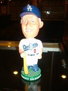 2001 Tommy Lasorda Los Angeles Dodgers Ball Park Give Away Bobble Head