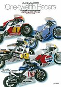 1/12 Racer Motorcycles Model Graphix Archives Large Book From Japan
