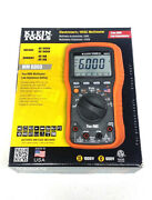 Klein Tools Mm6000 Electricianand039s/hvac Multimeter True Rms Made In The Usa
