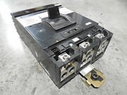 Used Square D Mh366005861 I-line Circuit Breaker 600 Amps 480 Vac W/o Cover