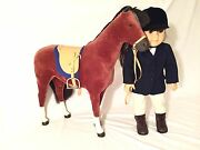 The American Girl Horse And Riding Outfit Pleasant Co. Retired.