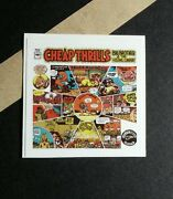 Cheap Thrills Bug Brother And The Holding Company Cover Art Small Music Sticker