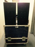 Eaw Kf 300e Three Way Speakers Pair 2 With A Road Case