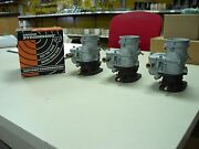 3 Brand New 1932 Ford Coupe Barn Find Tripower Stromberg 97 Carb Carburetors