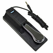 Sustain Pedal For Roland A-x Series Portable Electronic Keyboards, Synthesizers
