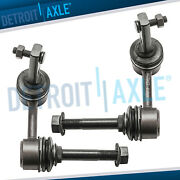 Pair 2 New Front Stabilizer Sway Bar Links For Lexus Gs300 Gs400 Gs430 Sc430