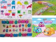 Mcdonald's 2019, 2018 And 2015 Shopkins - Choose Your Toy - A Lot Of Designs