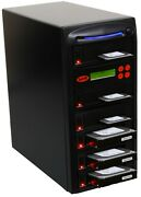 Systor 1-5 Sata 2.5and3.5 Dual Port/hot Swap Hard Drive Hdd/ssd Duplicator/wipe