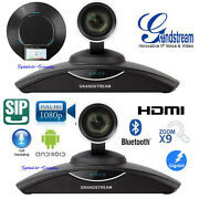 2 Pack Grandstream Gvc3202 1080p Hd Video Conference System Bluetooth