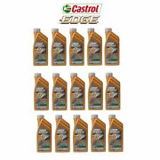 15 Liters 10w60 Synthetic Motor Oil For Bmw M3 M5 M6 Castrol Edge Supercar
