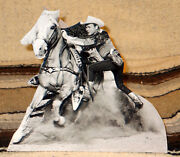Roy Rogers And Trigger King Of The Cowboys Figure Tabletop Display Standee 8