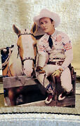 Roy Rogers And Trigger King Of The Cowboys Figure Tabletop Display Standee 10
