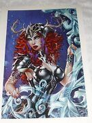 2016 Eccc Southern Nightgown 4 Art Print Signed By Dawn Mcteigue 11x17