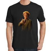 Steve Brule T-shirt John C. Reilly As Dr. Steve Brule From Check It Out 1036