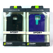 Case-mate Tough Dual Layer Impact Absorbing Protection Grip Case For Lg G2