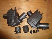 Nissan Gt-r And03909 -and03914 Pair Of Excellent New Air Boxes W/ Filters And Hardware