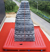 50x50x40 Commercial Inflatable Rock Wall Water Slide Course Bounce We Finance