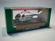 Hess Collectible 2005 Miniature Helicopter W/ Original Box