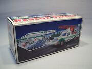 Vintage Hess Collectible 1994 Toy Rescue Truck W/ Original Box