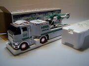 Hess Collectible 2006 Toy Truck And Helicopter W/ Original Box
