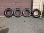Vintage Firestone F70-14 Belted Wide Oval Tires 4 Chevelle Camaro Gto 442 Gs