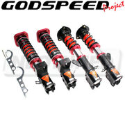 Godspeed Mmx3240 Maxx Damper Coilovers Camber Pl Kit For Toyota Mr2 Aw11 1987-89