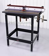 Jessem Mast-r-lift Excel Ii Deluxe Router Table Package
