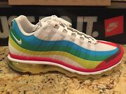 Nike Air Max 95 Size 11 + Bb Wtm What The Max 2012 Ds Rare 532305 116