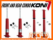 Buick Electra Wagon 1985-1990 Koni Adjustable Front And Rear Shock Absorbers