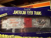 American Flyer Af Trains S Scale 2009 Holiday Box Car 6-48376