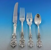 Francis I By Reed And Barton Sterling Silver Flatware Service Set 24 Pieces Old