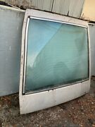 1980 Rover 3500 Or Sd1 Back Hatch Door 1 Has Tinted Heated Glass And Trim