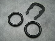 Coolant Outlet Water Sensor O-rings And Clips For Audi Vw - 3 Pc Kit - Ships Fast