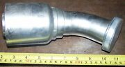 Parker 14fs6-32-32 45 Degree 2 O-ring Flange Crimp-on Hydraulic Fitting
