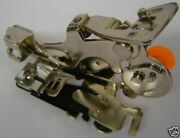 Sewing Machine Ruffler Foot For Low Shank Janome Brother Singer Juki Elna New