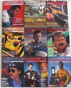 10 Issues Of Winston Cup Illustrated, April 1991-dec. 1993