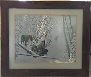 Jacob Pfeiffer Framed Prints 1978-1980 A New Weapon And Out Of Winter Silence Nice
