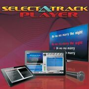 Selectatrack Player. Worlds Most Advanced Touch Screen Karaoke Hosting Solution