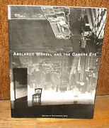Signed Abelardo Morell And The Camera Eye Obscura 33 Photographic Plates Pb