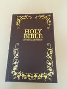 Nkjv New King James Version Holy Bible 400th Anniversary With Concordance Gold