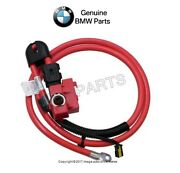 For Bmw E60 5-series Battery Cable Positive Battery Terminal To Under-floor Oes