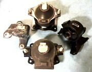 Hydraulic Motor Mounts And Trans Mount 4pcs Set For 2007-2013 Acura Mdx Zdx 3.7l