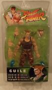 Street Fighter Series Round 3 - Guile Dark Brown Comb Sota Mip - Slit Bubble